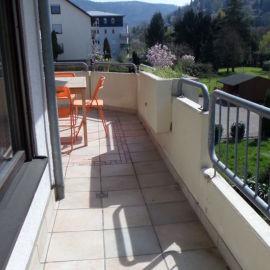Kerngold Immobilien Mannheim Balkon