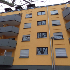 Kerngold Immobilien Mannheim Fassade
